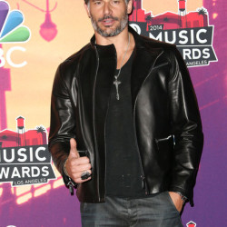 Joe Manganiello at the 2014 iHeartRadio Music Awards
