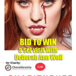 Win a visit to the True Blood set with Deborah Ann Woll