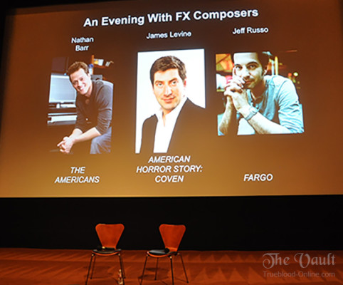 An Evening With FX Composers