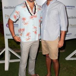 "Joe Manganiello at Screening of his film: ""La Bare"" in Maui"