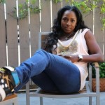 Photos of Rutina Wesley with short interview