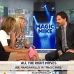 """Joe Manganiello's Appearance on """"Today"""""""