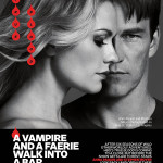 Article: Anna Paquin & Stephen Moyer in EW Magazine