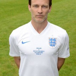 Stephen Moyer gears up for Soccer Aid