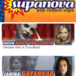 Kristin Bauer and Janina Gavankar to attend Conventions in Australia