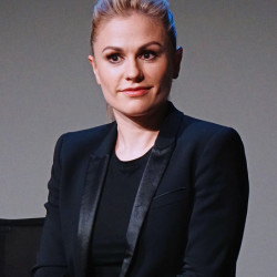 Anna Paquin appeared on Michael & Kelly today