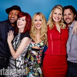 Video: True Blood cast EW Interview at Comic Con
