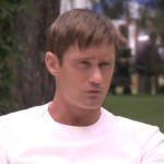 "Video Interview with Alexander Skarsgård for ""The Giver"""