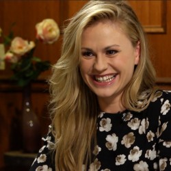 Anna Paquin on Larry King NOW