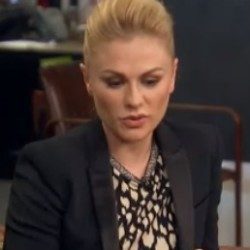 Watch Anna Paquin interview on Huff Post Live
