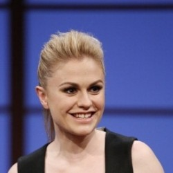 Anna Paquin on Late Night with Seth Meyers