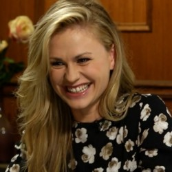 "Anna Paquin's interview on Larry King Now ""FULL VERSION"""