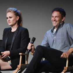 Anna Paquin & Stephen Moyer Q&A at Apple Store in SoHo