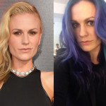 No More Sookie look for Anna Paquin