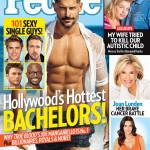 Joe Manganiello covers People Magazine