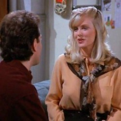 """Kristin Bauer and Lauren Bowles guest on """"Seinfeld"""""""