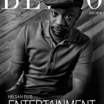 Nelsan Ellis Featured in July Bello Magazine