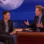 Stephen Moyer does voice impressions on Conan O'Brien