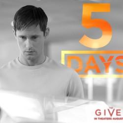 Alexander Skarsgård's The Giver opens Friday