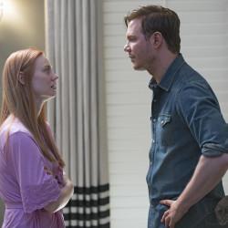 Jim Parrack talks about Hoyt and Jessica