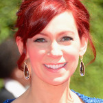 Carrie Preston, Michael McMillian and Joe Manganiello at the Creative Arts Emmys