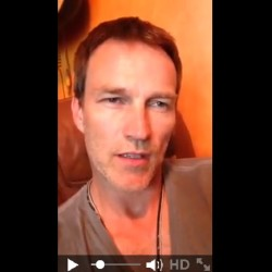 Stephen Moyer Answers Fan Questions on WEEV