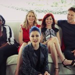 True Blood Cast Go Yachting at Comic Con 2014