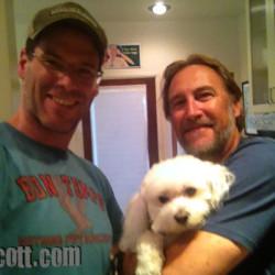 EJ Scott interviews True Blood's Gregg Fienberg