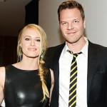 Jim Parrack is engaged to Levin Rambin