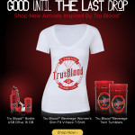 New True Blood Inspired Items at HBO Shop
