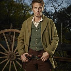 "Riley Smith cast in ""Deliverance Creek"""