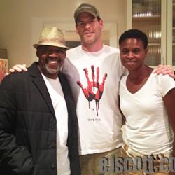 EJ's Podcast with True Blood's Adina Porter and Gregg Daniel