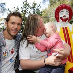 "Ryan Kwanten supports ill children in Australia and update on ""Northman"""