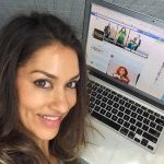 "Janina Gavankar Q&A with Fans of ""Mysteries of Laura"""