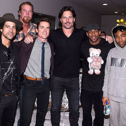 Magic Mike cast feast once stripper scenes end