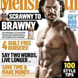 Joe Manganiello covers Mens Health AU & Host Cosmo Gala