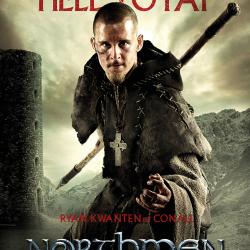 "Ryan Kwanten covers poster for ""Northmen"""