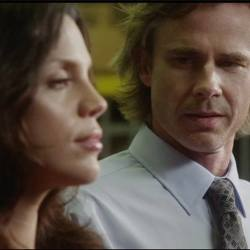 """Poster and news on Sam Trammell's film """"The Aftermath"""""""
