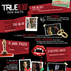 The Ultimate True Blood Fun Facts