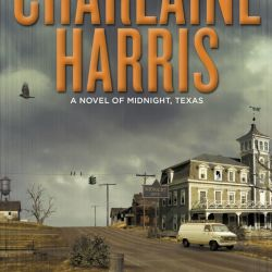 "Cover art revealed for Charlaine Harris' ""Day Shift"""