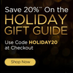20% Holiday discount on the HBO online Store