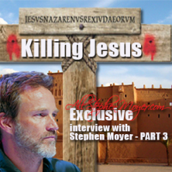 Exclusive Interview: Stephen Moyer's Moroccan Experience 'Killing Jesus'