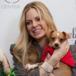 Kristin Bauer has a Shopping List For a Cruelty-Free Christmas