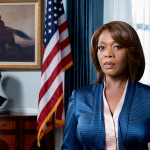 "Alfre Woodard on her part in ""State of Affairs"""