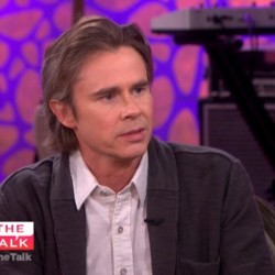 "Sam Trammell on ""The Talk"" tells about White Rabbit"
