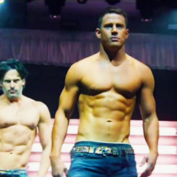 Joe Manganiello's Magic Mike XXL Trailer and Poster