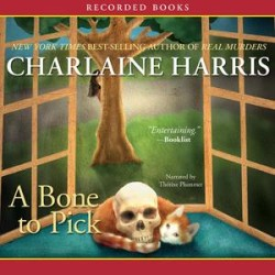 "Charlaine Harris ""A Bone to Pick"" to air on Hallmark Channel"