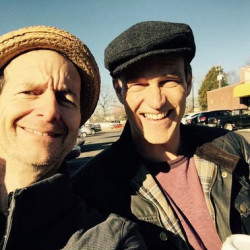 "Stephen Moyer & Denis O'Hare Working on ""ColumbiaTheMovie"""