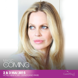 "Kristin Bauer to attend Disneyland Paris ""Magic is Coming"""