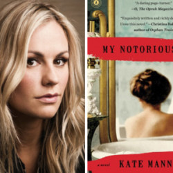 "Anna Paquin to Star/Produce ""Madam X"" Mini-series"
